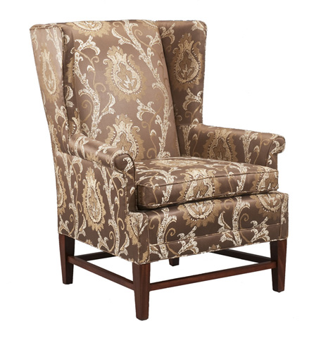 Harden Furniture - Sock Arm Wing Chair - 9402-000