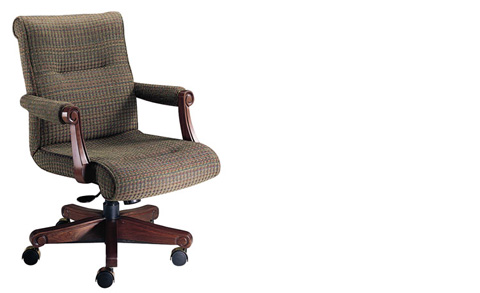 Harden Furniture - Mid Back Ergonomic Office Chair - 1702-000