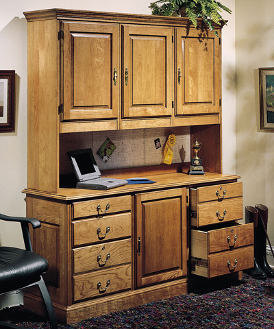 Harden Furniture - Storage Credenza - 1737