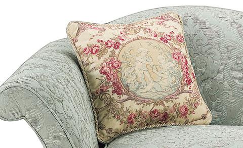Harden Furniture - Weltless Square Pillow - 47-19