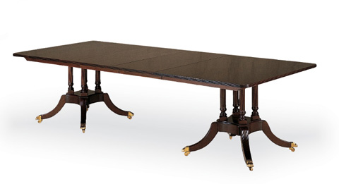 Harden Furniture - Custom Dining Table - 581-302