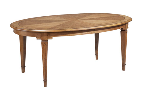 Harden Furniture - Custom Dining Table - 654-110