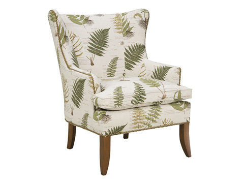 Hekman Furniture - Sarah Wing Chair - 1025