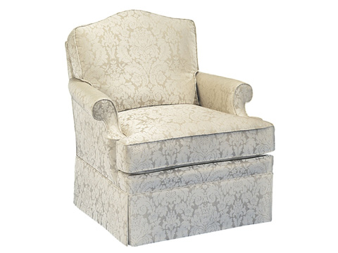 Hekman Furniture - Andrea Swivel Rocker - 1057SR