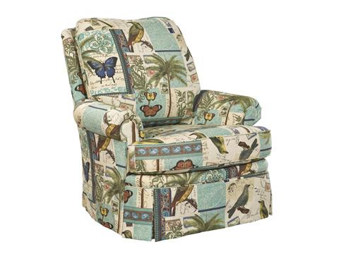 Hekman Furniture - Orlando Swivel Glider - 1126SG