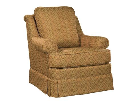 Hekman Furniture - Laura Swivel Rocker - 1127SR