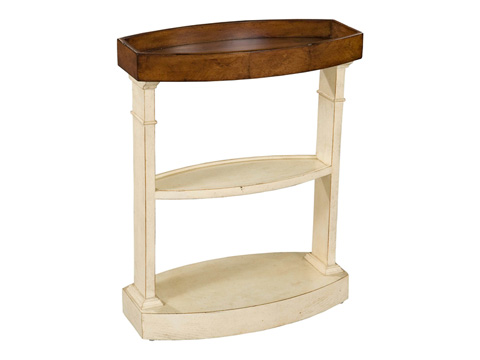 Hekman Furniture - Hyannis Retreat Oval End Table - 1-1906