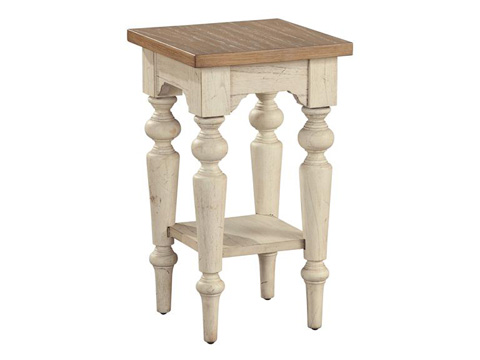 Hekman Furniture - Sutton's Bay Chairside Table - 1-4112