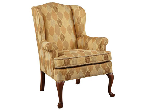Hekman Furniture - April Wing Chair - 1519