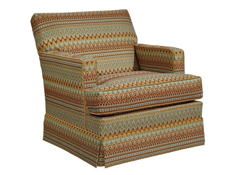 Hekman Furniture - Spencer Swivel Rocker - 1781SR
