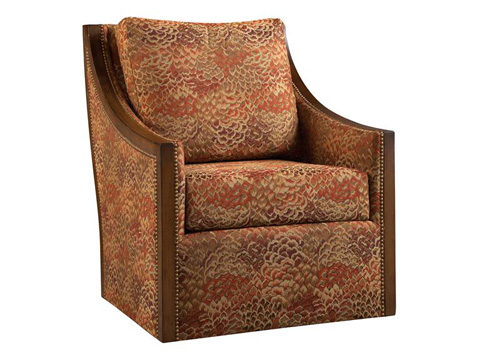 Hekman Furniture - Sophia Swivel Chair - 1906SW