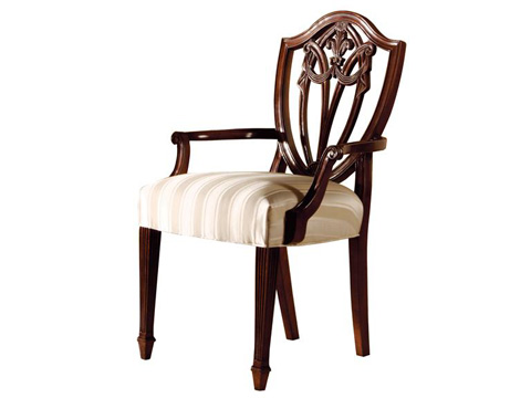 Hekman Furniture - Copley Place Arm Chair - 2-2521