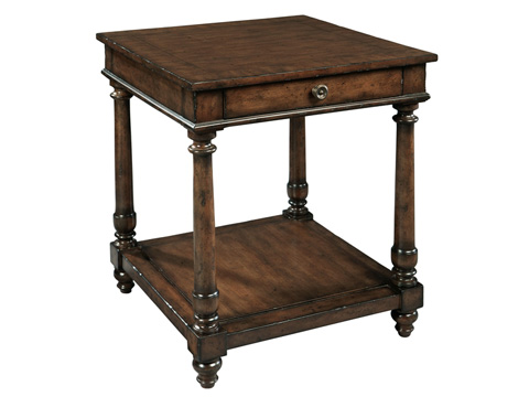 Hekman Furniture - B & B Lamp Table - 2-7218