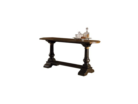 Hekman Furniture - Tuscan Estates Trestle Console Table - 7-2316
