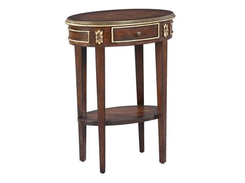 Hekman Furniture - Oval Cordial Table - 8-1062