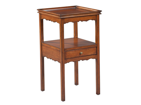 Hekman Furniture - Cordial Table with Drawer - 8-1063