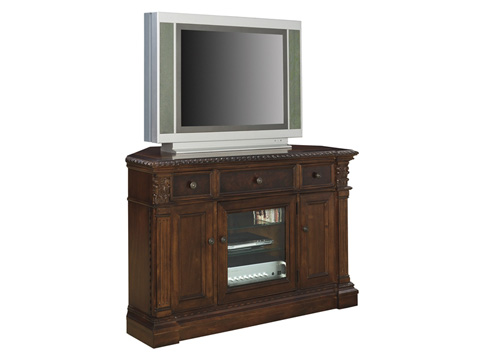Hekman Furniture - Corner Entertainment Console - 8-1644