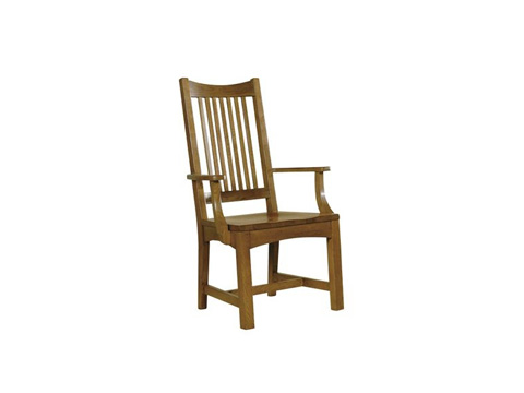 Hekman Furniture - Arts & Crafts Arm Chair - 8-4001