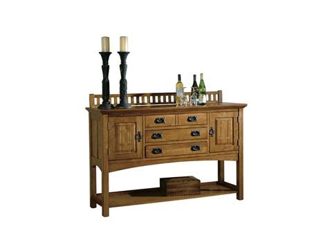 Hekman Furniture - Arts & Crafts Sideboard - 8-4032