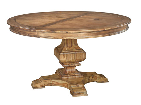 Hekman Furniture - Wellington Hall Round Dining Table - 2-3321
