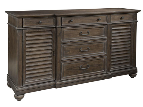 Hekman Furniture - Homestead Buffet - 1-2226ML