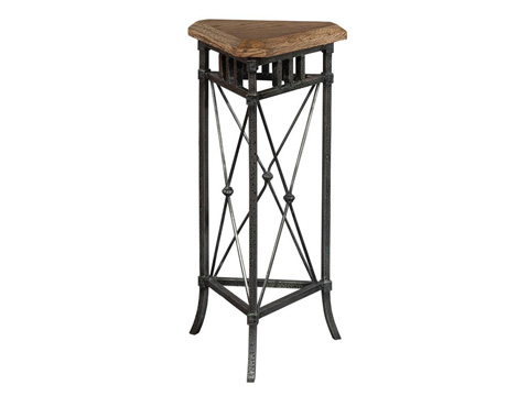 Hekman Furniture - Metal and Stone Drinks Table - 1-5103