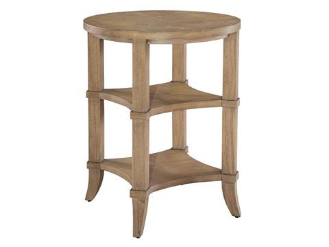 Hekman Furniture - Urban Retreat Round Lamp Table - 952204KH