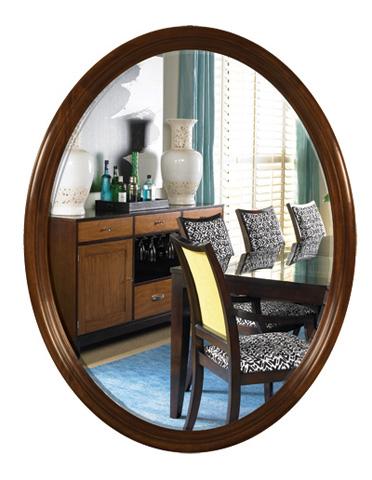 Henkel-Harris - Oval Wall Mirror - 154