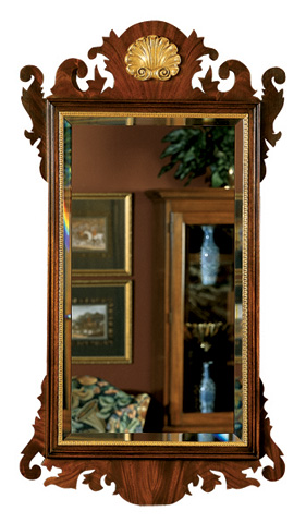 Henkel-Harris - Chippendale Mirror - H-5