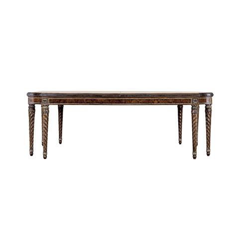 Henredon - Double-Leg Dining Table - 2706-20