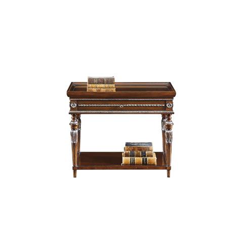 Henredon - Rectangular End Table with Drawer - 5041-41