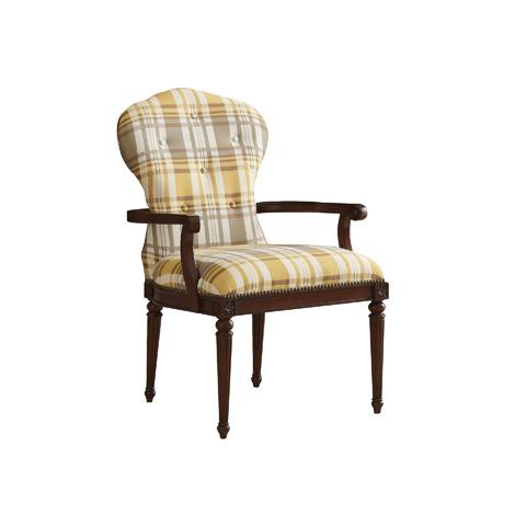 Henredon - Louis Arm Chair - H7703-27