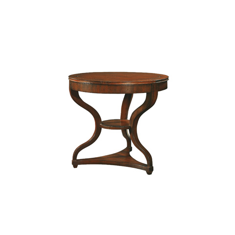 Henredon - Round End Table - 3007-41