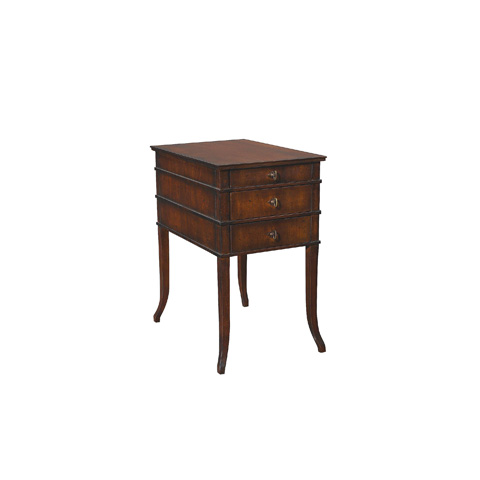 Henredon - Asta Small Chest On Stand - 3007-42