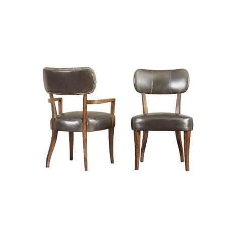Henredon - Upholstered Arm Chair - 3400-27