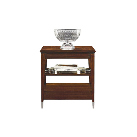 Henredon - One Drawer End Table - 7902-41