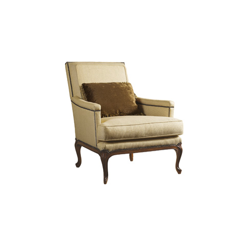 Henredon - Montfort Track Arm Chair - H0855