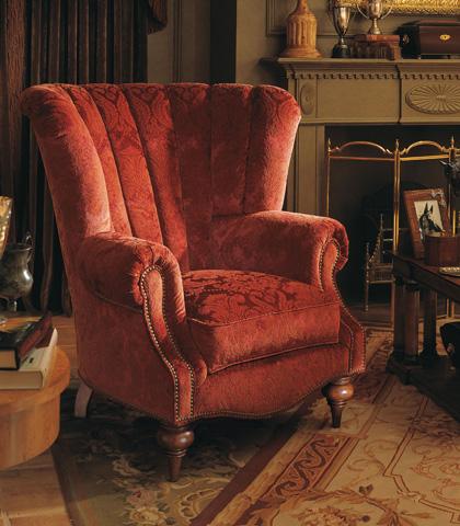 Henredon - Sanctuary Wingback Chair - H9605