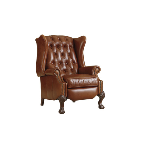 Henredon - Tufted Wing Chair - IL8820