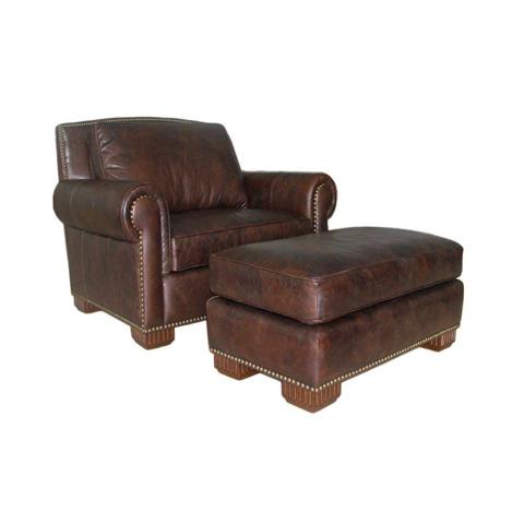 Henredon - Club Chair - IL7701