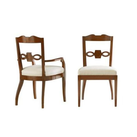 Henredon - Deveral Side Chair - 3300-28