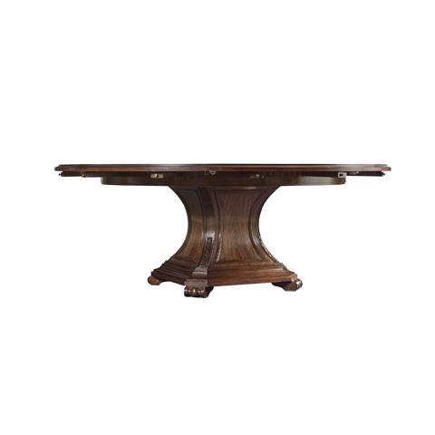 Henredon - Dining Table - 4301-20-430B / 4301-20-430T