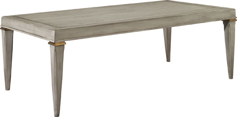Hickory Chair - Hutton Cocktail Table - 176-51