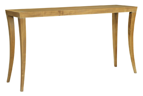 Hickory Chair - Milo Console Table - 2493-51