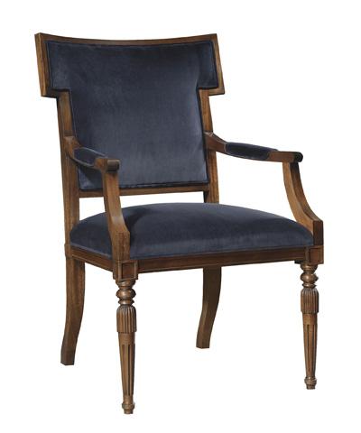 Hickory Chair - Eva Arm Chair - 5452-01