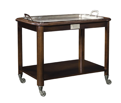 Hickory Chair - Hotel Trolley Serving Cart - 5741-10