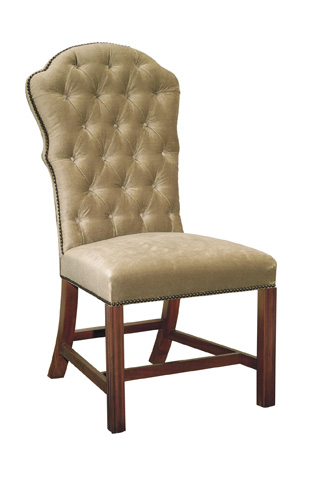 Hickory Chair - Marlboro Tufted Back Side Chair - 6172-12