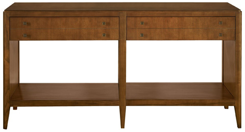 Hickory Chair - Chamberlain Console Table - 7691-10