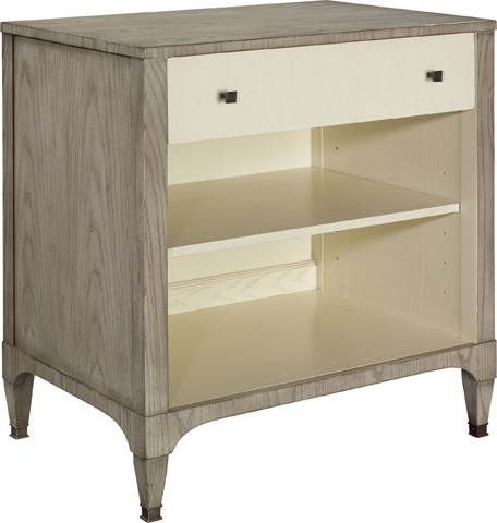 Hickory Chair - Artisan Small Single Drawer Chest - 166-11