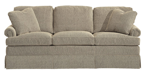 Hickory Chair - Guthery Made To Measure Sofa - 208-51-S